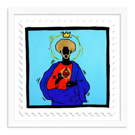 Sheefy Art Print - Jesus Is King - Limited Edition Prints