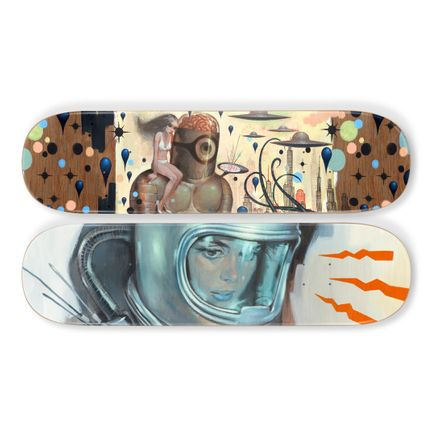 Glenn Barr Art Print - 2-Deck Set