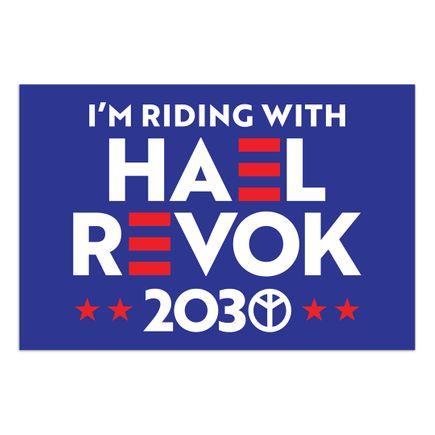Hael Art - Riding with Hael & Revok