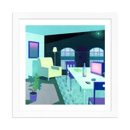 Michael Polakowski Art Print - Neither Here Nor There - Limited Edition Prints