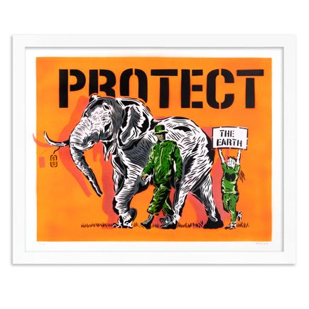 Praxis Art - Protect The Earth - 1