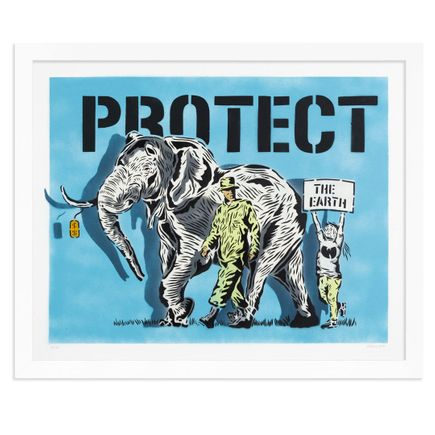 Praxis Art - Protect The Earth - 2