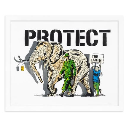 Praxis Art - Protect The Earth - 3