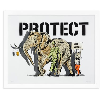 Praxis Art - Protect The Earth - 4