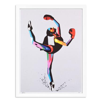 Solus Art Print - Life Balancing - Hand-Embellished Edition