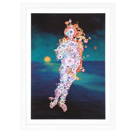 Sage Vaughn Art Print - Birth of Venus - Oversized Edition