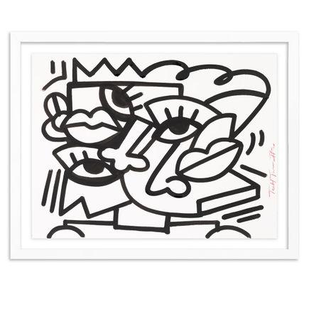 Sheefy Original Art - B4 My Flight - 18 x 24 - 1