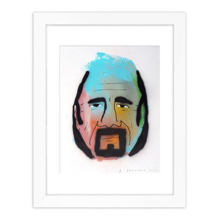 Tom Gerrard Original Art - Head 11