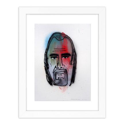 Tom Gerrard Original Art - Head 3