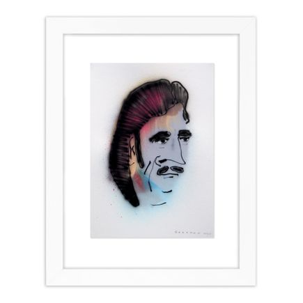 Tom Gerrard Original Art - Head 4