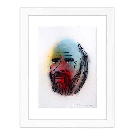 Tom Gerrard Original Art - Head 6