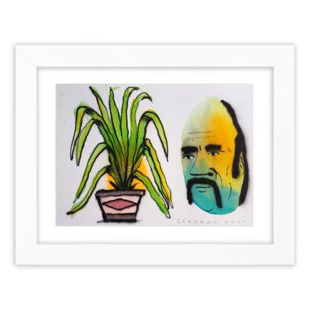 Tom Gerrard Original Art - Plant & Man
