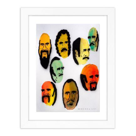 Tom Gerrard Original Art - Watercolor Group 4