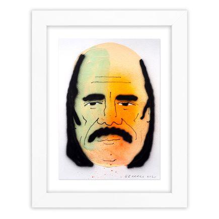 Tom Gerrard Original Art - Small Head 2