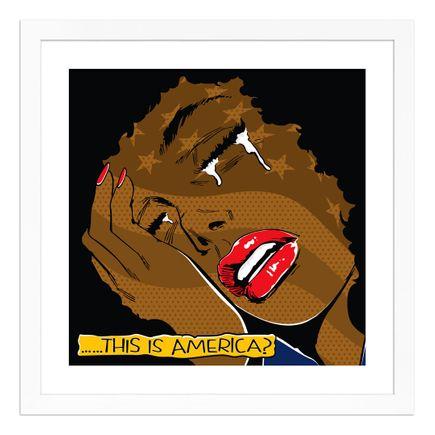 Denial Art Print - This Is America