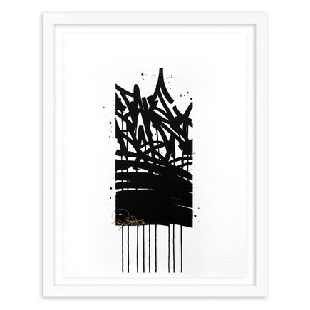 Bisco Smith Art Print - Take Risks - Standard Edition
