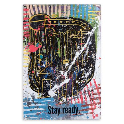 Bobby Hill Original Art - Stay Ready I