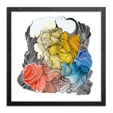 Brandon Boyd Art Print - Remnants I - Limited Edition Prints