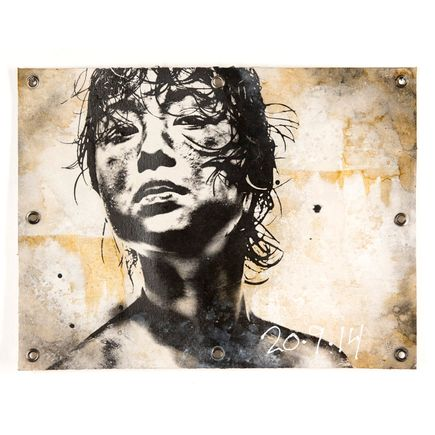 Eddie Colla Original Art - 20 • 9 • 14