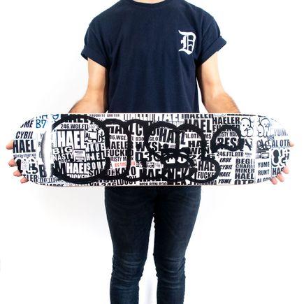 Hael Art Print - Hael & Friends - I - Skate Deck Variant