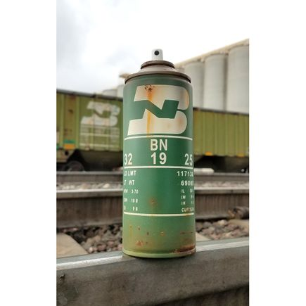 Lyric One Art - Burlington Northern - I