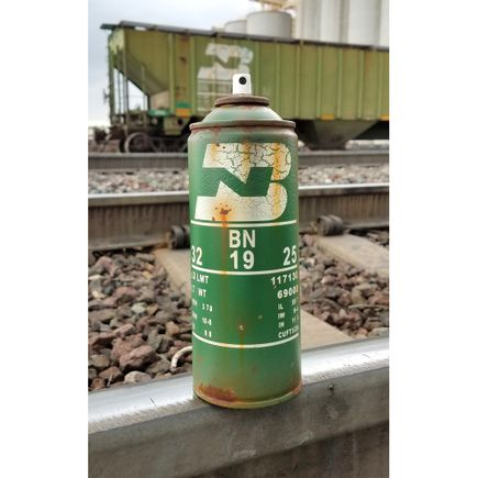 Lyric One Art - Burlington Northern - II