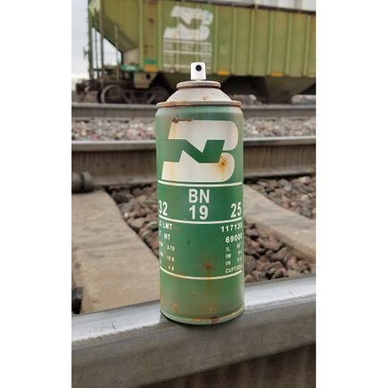 Lyric One Art - Burlington Northern - IV