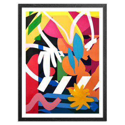 Maser Art Print - 1 of 14 - Habitats II - Hand-Painted Edition