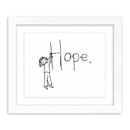 Melissa Villaseñor Art Print - Hope