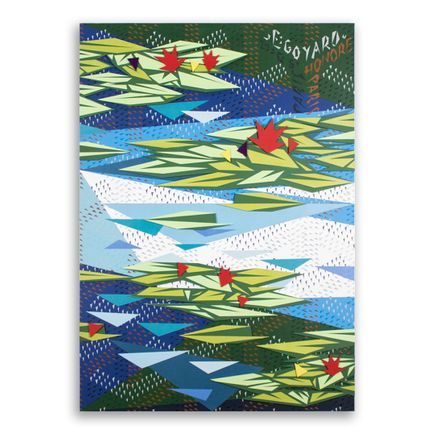 Naturel Original Art - Water Lillies 1 - Original Artwork