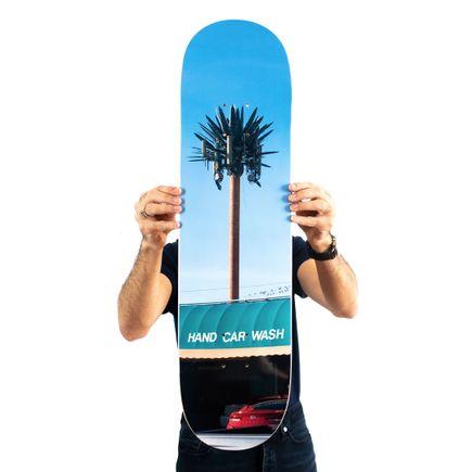 Rabi of CYRCLE Art Print - Ersatz - Skate Deck Variant