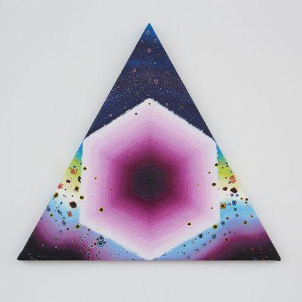 Rebekka Borum Original Art - A Way In A World - Original Artwork
