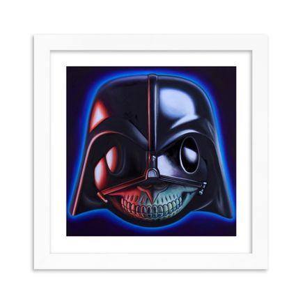 Ron English Art Print - Vader Grin