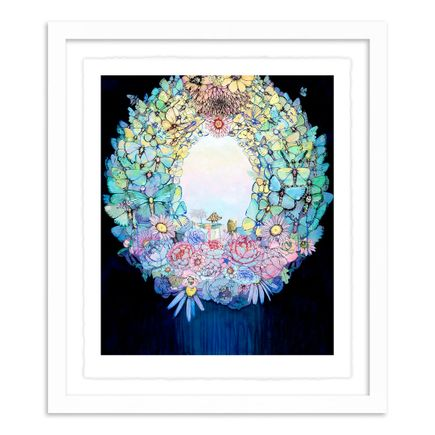 Sage Vaughn Art Print - Eastern Lightening - Standard Edition