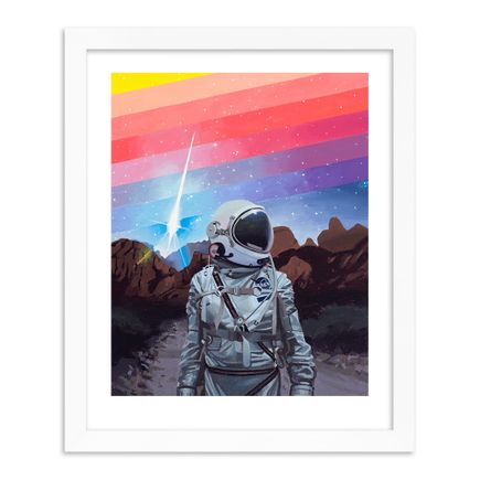 Scott Listfield Art Print - Rainbow One