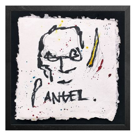 Gregory Siff Original Art - Original Artwork - Angel