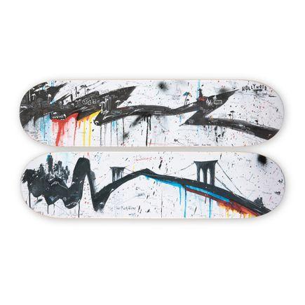 Gregory Siff Art Print - 2-Deck Set - Skate Deck Variants