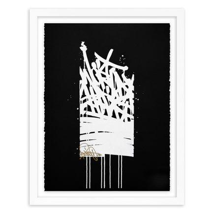 Bisco Smith Art Print - World Shift - Standard Edition