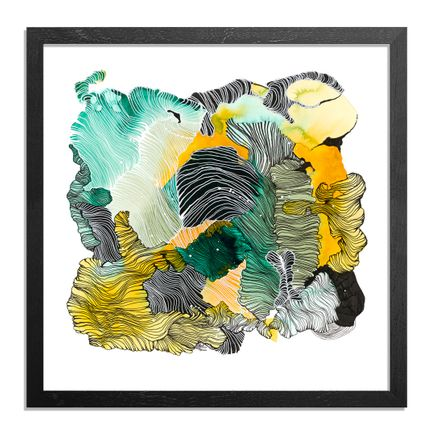 Brandon Boyd Art Print - Remnants II - Limited Edition Prints