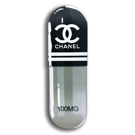 Denial Art - Chanel - Mini Pill