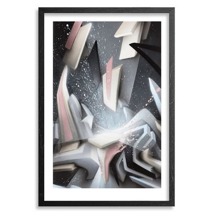 DAIM Art Print - Shining Splashes