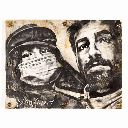 Eddie Colla Original Art - 13 • 1 • 18 / 1 • 18 • 9