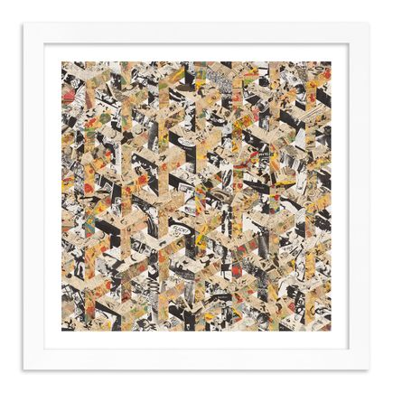 El Cappy Art Print - Restless - Limited Edition Print