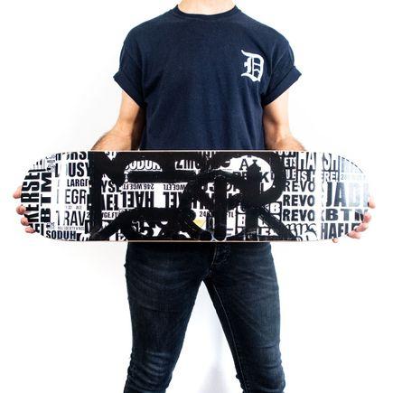 Hael Art Print - Hael & Friends - II - Skate Deck Variant