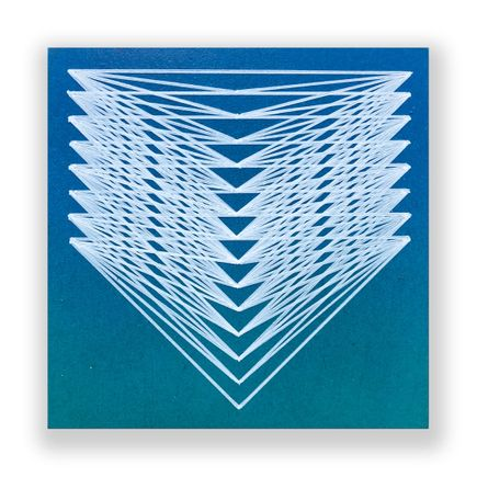 Jose Di Gregorio Original Art - Tiny Tracer 02 - Original Artwork