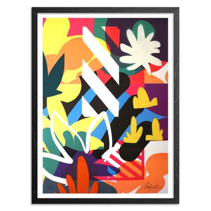 Maser Art Print - 2 of 15 - Habitats - Hand-Painted Edition