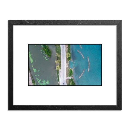 Mike Popso Original Art - Belle Isle Drive