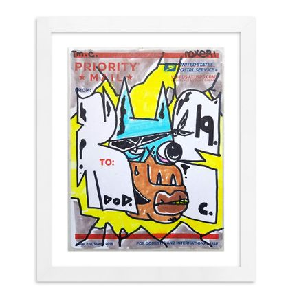 Noxer 907 Original Art - Postal Slap - 02