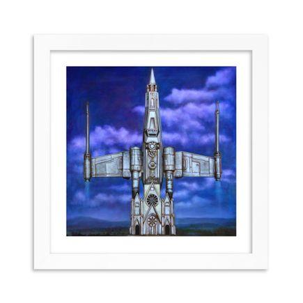Ron English Art Print - Star Wars Church