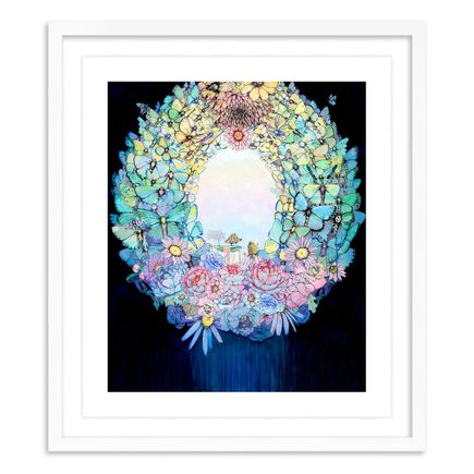 Sage Vaughn Art Print - Eastern Lightening - Oversized Edition